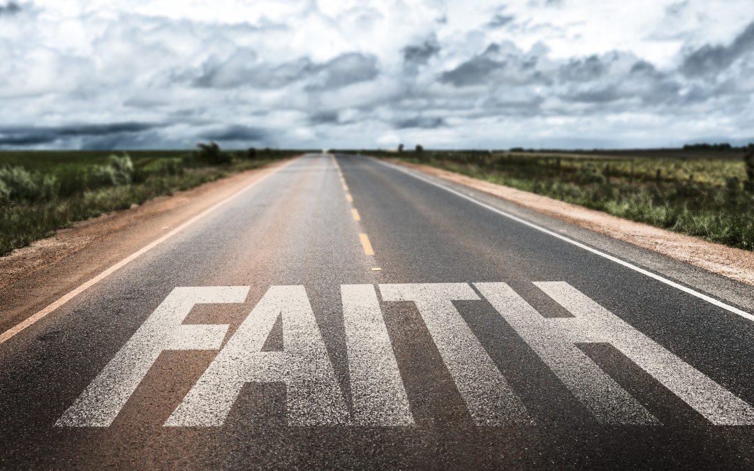 """Thomas and """"Childlike Faith"""""""